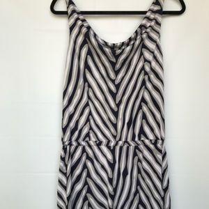 Diane von Furstenberg DVF Mini Dress Size 10
